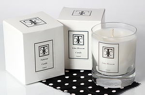 30 Hour Candle Including Lime Blossom And Other Scents - occasional supplies