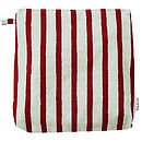 Stripe Beauty Bag