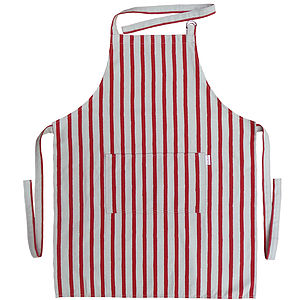 Stripe Apron - gifts for the home