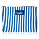 Candy Stripe Make Up Bag