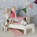 Princess And The Pea Play Set