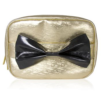Golden Delight Vanity Case