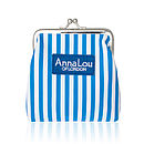Candy Stripe Coin Purse