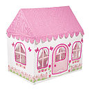 Small Rose Cottage and Tea Shop Playhouse (front)