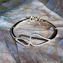 Love At First Sight Bracelet In Silver