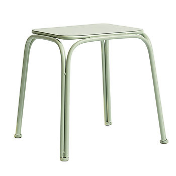 Industrial Stool camei green 5675