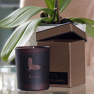 Mae Ylang Ylang Scented Candle - table decorations
