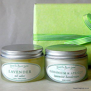 Helping Hands Organic Skincare Rescue Gift Set - health & beauty sale