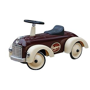 Ride On Car Chocolate