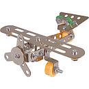 70 Piece Metal Transport Construction Kits
