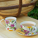 Breakfast Cup And Saucer And Mugs