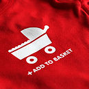 Pp Red 'Add To Basket' Detail