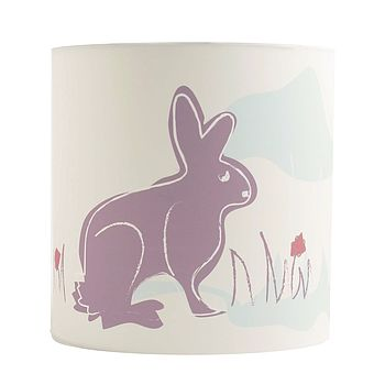 March Hare Bedside Lampshade