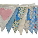 Mr & Mrs Bunting in Country Blues
