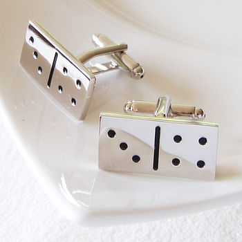 Novelty Domino Cufflinks