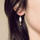 Eve Drop Earrings