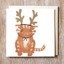 Cat In A Hat Christmas Cards