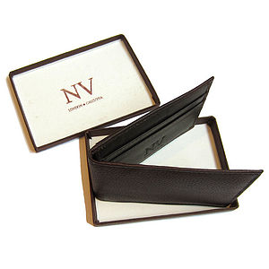 Alexander: Men's Mini Leather Wallet