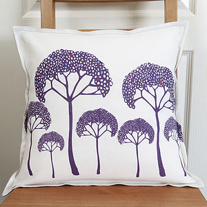 Blossom Tree Cushion Cover - living room
