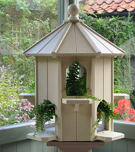 Dovecote Plant Or Lamp Holder - flowers & plants