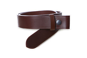 38mm Handmade Custom Leather Belt
