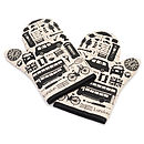 Airfix London Oven Mitt