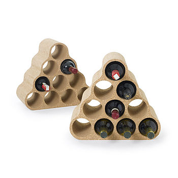 Cork Wine Rack Over 50% Off