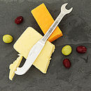 Spanner Cheese Knife
