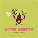 'Little Monsters' Personality Print