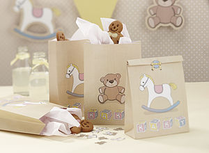 Rock A Bye Baby Party Bags - children's parties