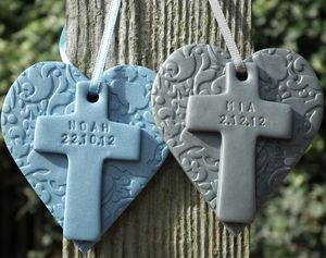 Personalised Christening Keepsake - christening gifts