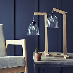 Olson Oak Table Lamp - lighting