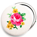 Pocket Mirror 'Rose'