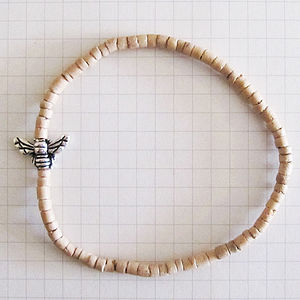 New Dad To Bee Bracelet - men's jewellery