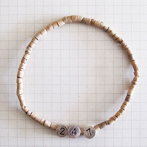 Men's You Are Loved Bracelet - men's jewellery
