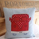 Mini Camper Van Cushion