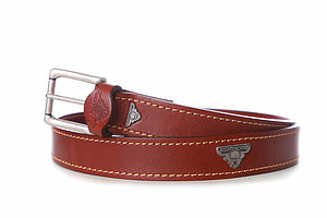 Beer Handmade Leather Belt