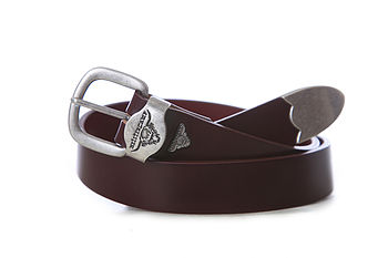Crediton Handmade Leather Belt