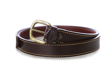 Exmouth Handmade Leather Belt