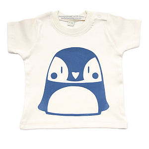 Penguin Organic Cotton T Shirt - clothing