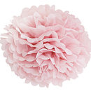 Decorative Paper Pom Pom
