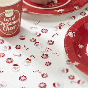 Christmas Table Confetti