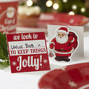 Father Christmas Place Cards