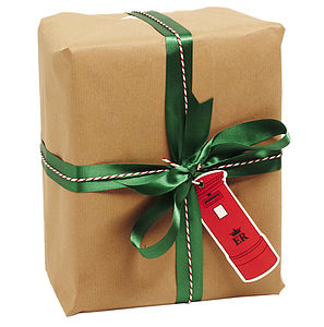 Brown Paper - wrapping paper