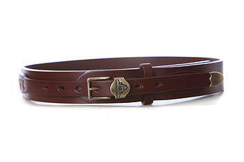 Paignton Handmade Leather Belt