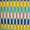 Summer Days Knitted Lambswool Cushion