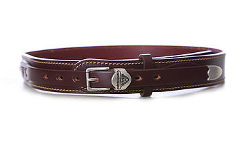 Petrockstowe Handmade Leather Belt