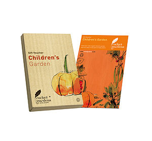Children's Garden Gift Voucher