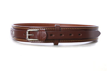 Saltash Handmade Leather Belt
