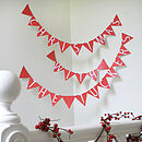 Spell It Out Christmas Bunting Kit
